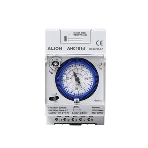 ALION AHC181D 240V 16A electric automatic daily program 24h timer switch 220v