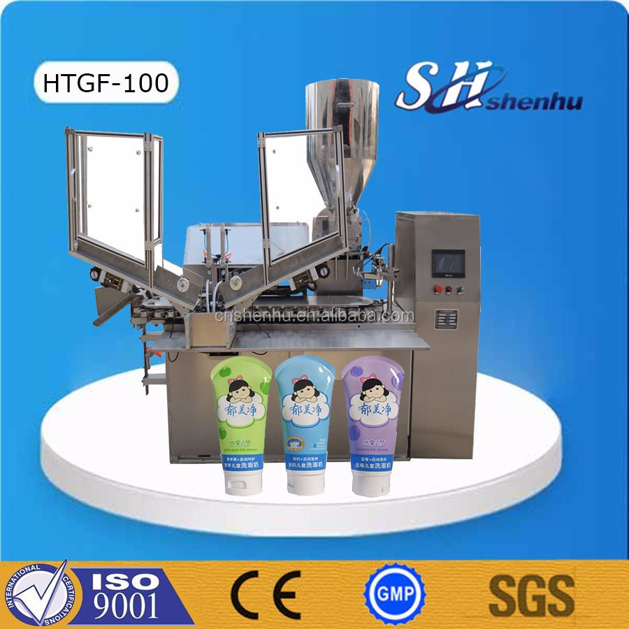 best price ointment fill seal machine with CE certificate