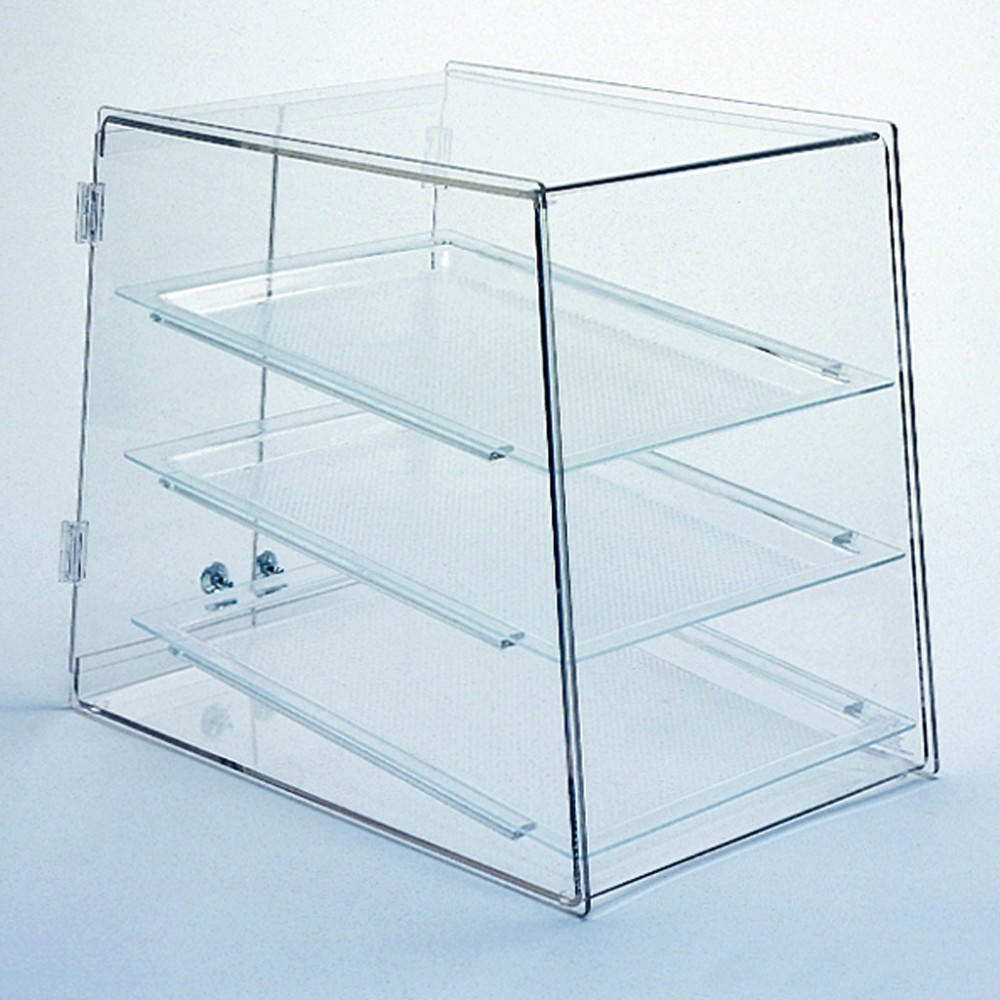 tier clear bakery cookie acrylic display stand product detail cupcake countertop tray