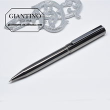 German Designer Personalized Gun Metal Ballpoint Pen