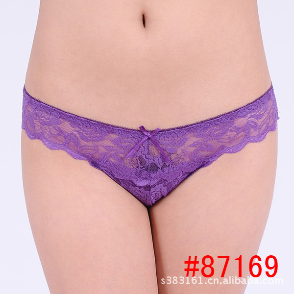Butt Lifter women underwear thongs bragas women panties Sexy Thong Lace T Word Pants underwear women