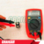 Digital Multimeters Palm Size UNI-T ut33a Auto Range Diode & Data Hold Super Mini pocket multimeter Measure Temperature