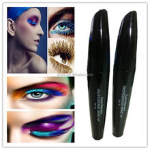 High quality eye use eyelash extension feature waterproof unique 3d fiber lashes mascara