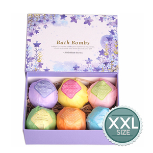 The Best Bubble Dead Sea Salt Fizzies Bath Bombs