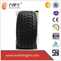 Golf cart wheels and tires cheap wholesale with DOT