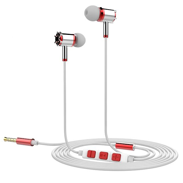 Free sample 2017 hot mini earphone, in ear earphone for mobile phones