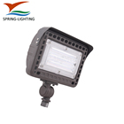 "1/2"" Knuckle Mount Outdoor LED Flood and Security Light Fixture 20W 30W 50W UL cUl Listed LED Flood Light"