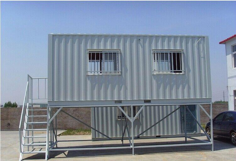 Mejor precio de lujo tipo container house contenedor casa - Precio casa container ...