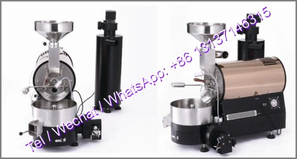 factory price Stainless steel small home 30kg gas type Coffee bean roaster for sale
