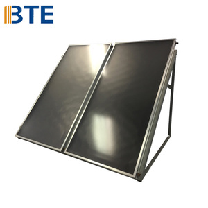 solar thermal flat plate panel solar collector selective coating for solar collector