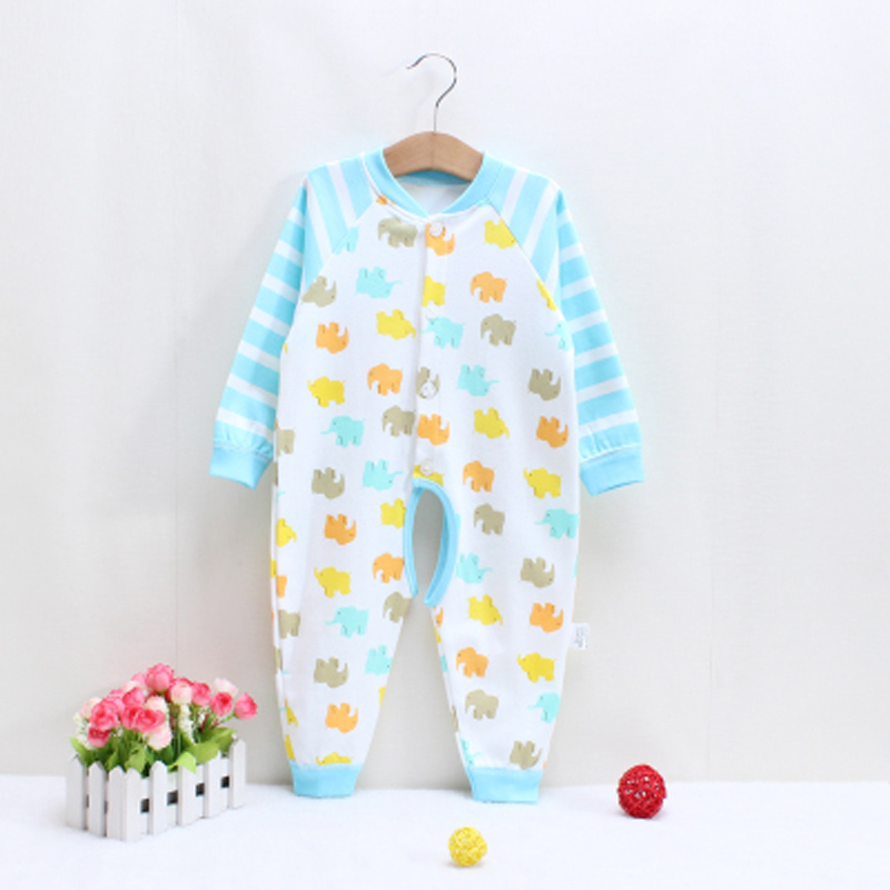 51a0dd12045f4 Get Quotations · Baby romper suit age season cotton underwear newborn baby  gift set infant clothing cheap infant clothing