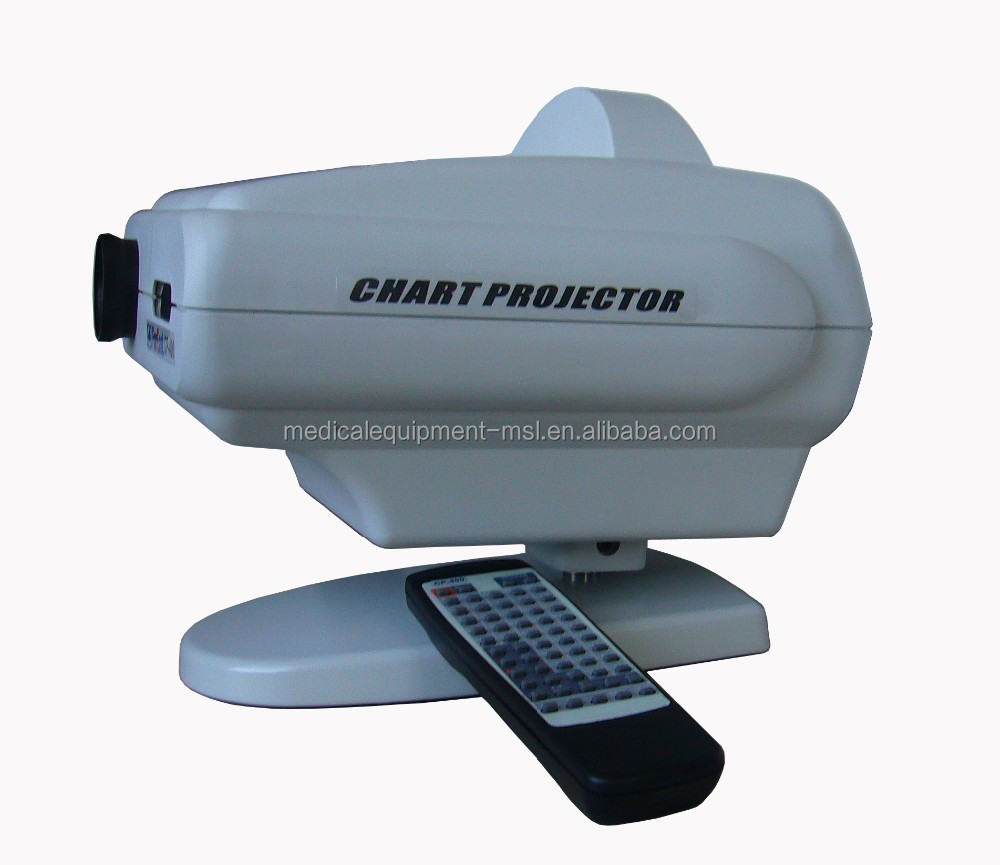 Mslcp400 ophthalmic auto chart projector eye chart projector for user program mode 2kinds of programs can be selected 48 kinds maximum of chart and mask are memorizable nvjuhfo Choice Image