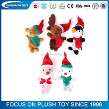 push puppets toys making finger puppets christmas hand puppets