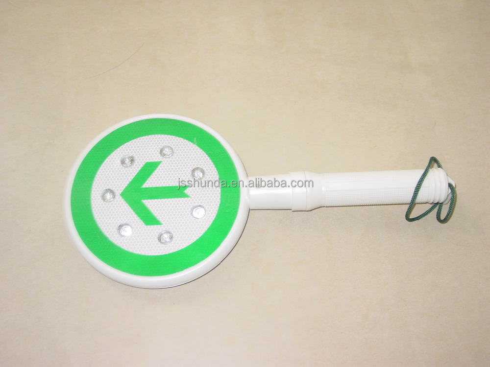 reflective traffic signal police traffice stop sign