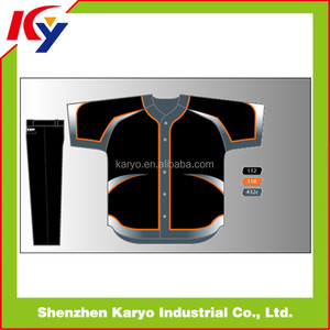 Custom Fashion Dye Sublimated Toddler Infant Authentic Baseball Jerseys Cheap Wholesale Plain Baseball Jersey