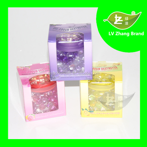 Crystal Gel Beads Fragrant Air Freshener