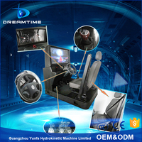2017 most popular amusement arcade game machine extreme car driving simulator game