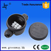 IP66 waterproof electrical box for underwater pool lamp