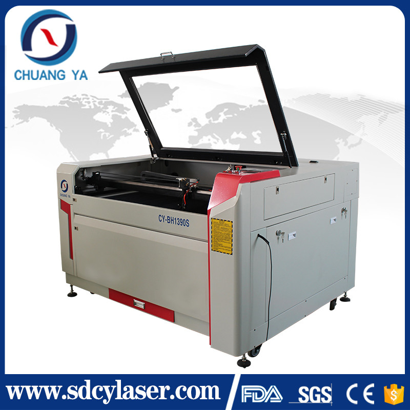 CY-1390 CE standard co2 laser pen engraving equipment laser machine for engraving and <strong>cutting</strong>