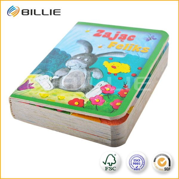 Famous Supplier Of Billie Baby Board Book Printing Services