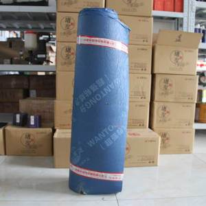 compound with fiberglass mesh cloth TPO waterproofing membrane