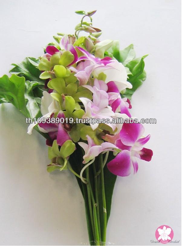 Thailand Natural Fresh Cut Graduation Flower Bouquet - Buy ...