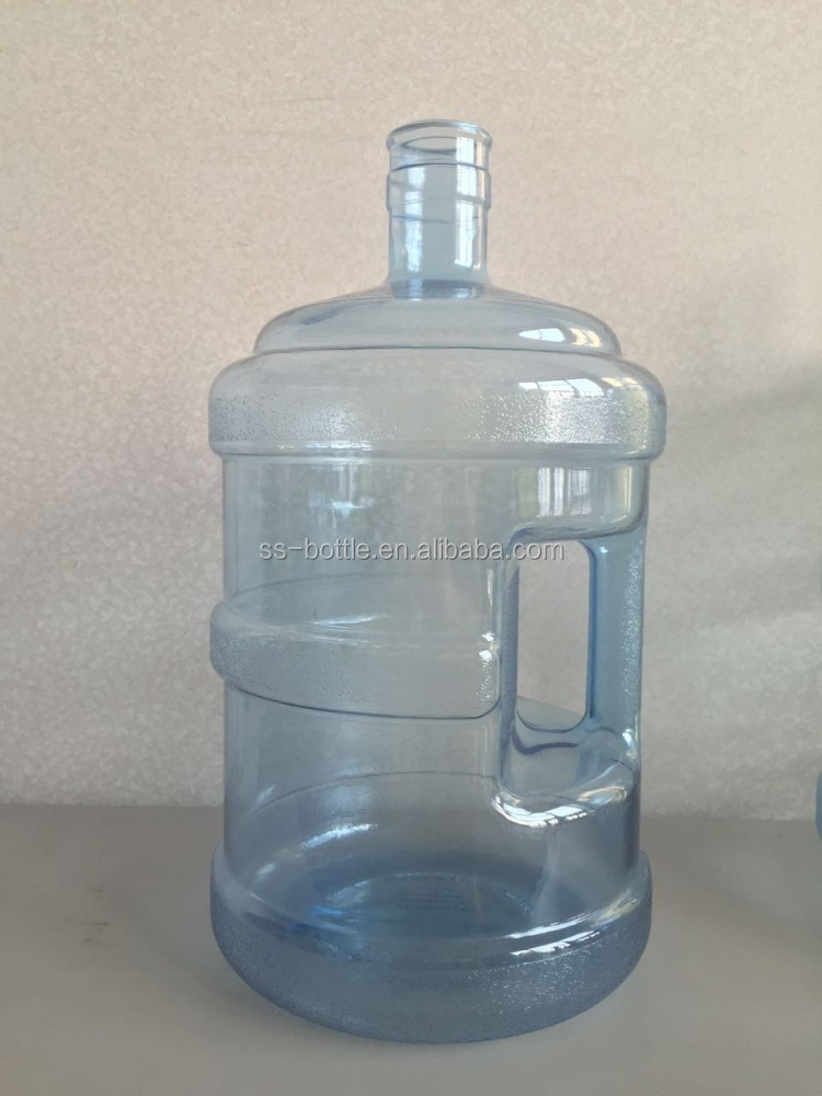 Everyday home mineral plastic water bottle 5 gallon