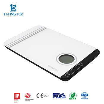 best touch screen electronic digital mirror effect weighing kitchen scale - Best Kitchen Scale