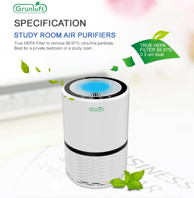 pers nliche luftreiniger reduzieren 99 9 bakterien mini luftreiniger mit koreanische hepa. Black Bedroom Furniture Sets. Home Design Ideas