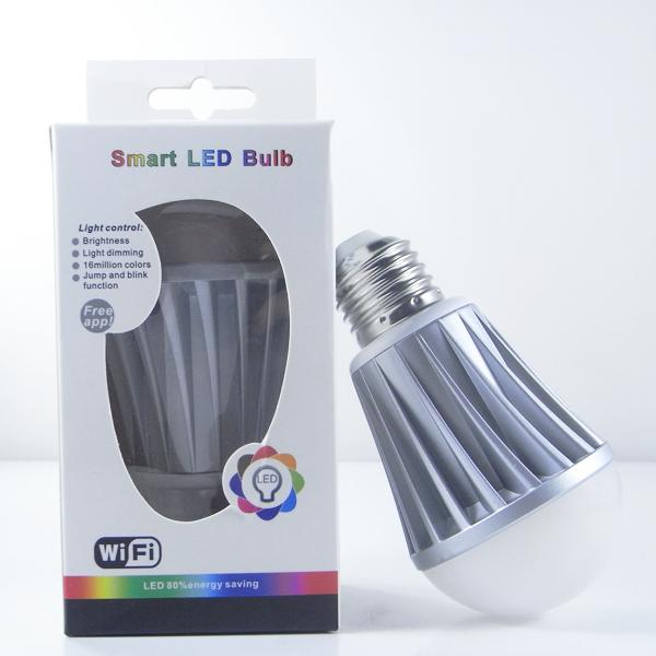 Apple Homekit Wifi Control Rgbw Light Bulb