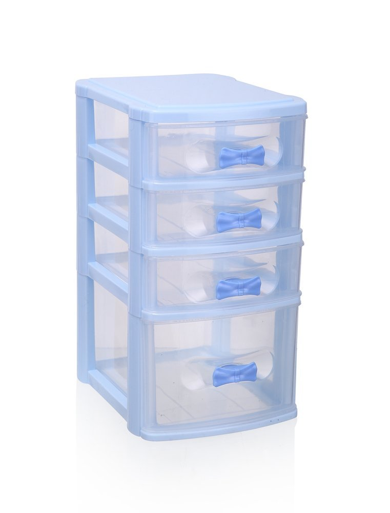 creative makeup storage box/ cabinets and drawer/ plastic lockers-C