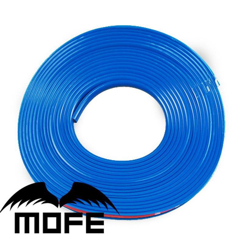 Мфэ универсальный автомобиль сплава защитник для 4 обода колеса до 22 дюймов синий