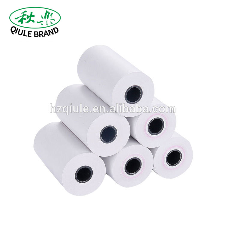 Premium Quality Pos Printer Paper Roll , Jumbo Roll Thermal Paper