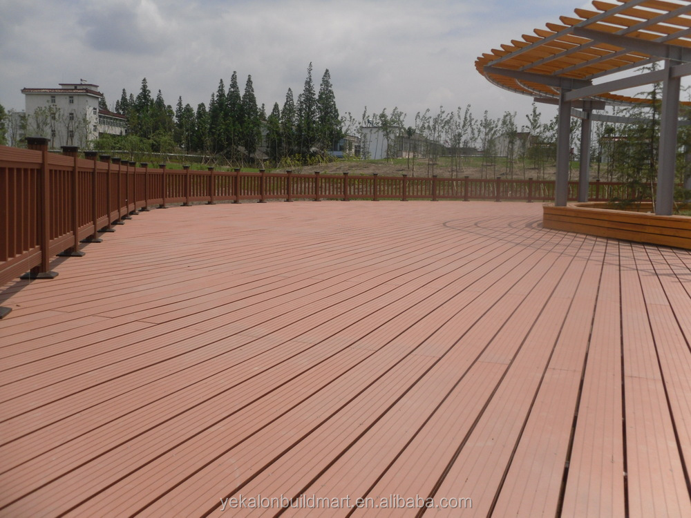 Best Choice Water Resistant Wood Balcony Flooring Waterproof Floating Floor
