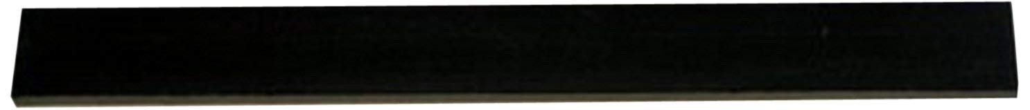"3M(TM) File Belt Sander Platen Pad Material 28726, Soft, 11-13/16"" Length x 15-3/4"" Width, x 1/8"" Thick (Pack of 1)"