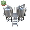 2-3 BBL Electric Brewing System Used Brewery Equipment For Sale
