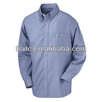 Fireproof Work Shirts/Uniforms With Embroidery Name Patch