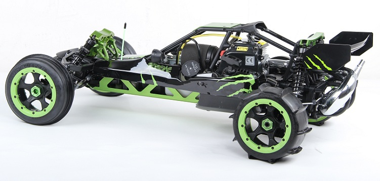 Rc Gas Buggy 1 5 Rc Baja 5b With 30 5cc Gas Engine High Speed Rc