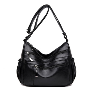 272e77ee9c8b Fashion Women Handbag soft pu Leather Shoulder Bags Famous Brand Designer  Women Messenger Bags Ladies Casual Tote Bag. US  15.0-15.0 Free