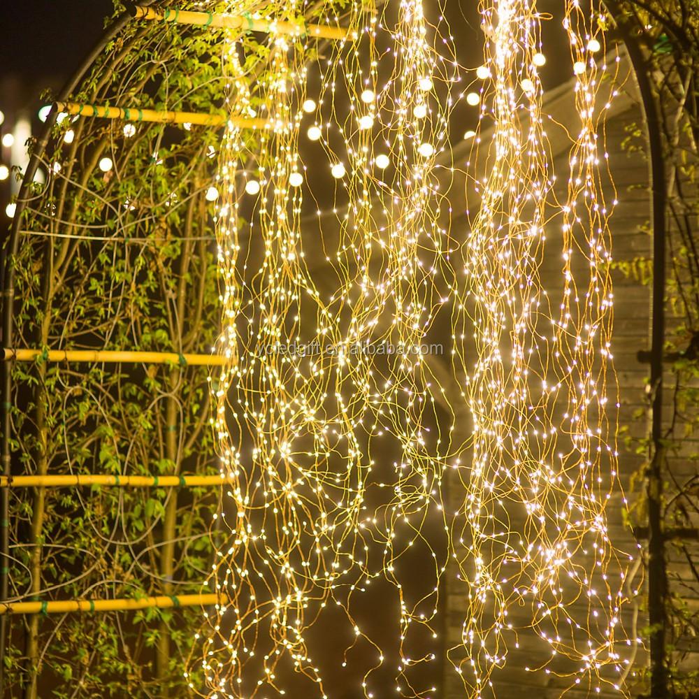 Christmas Holiday Led Decoration Light Waterfall String Wall Light Fall Lights - Buy Holiday Light,Waterfall Light,Fall Light Product on Alibaba.com