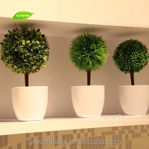 Gp008 05 Gnw Ornamental Plants Artificial Topiary Grass