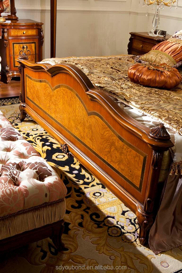 0051 Caoba Venner Muebles Juego De Dormitorio Estilo Country  # Muebles Country De Madera