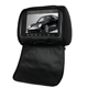 10'' headrest monitor for car Black HD 10 inch cloth pillow bag