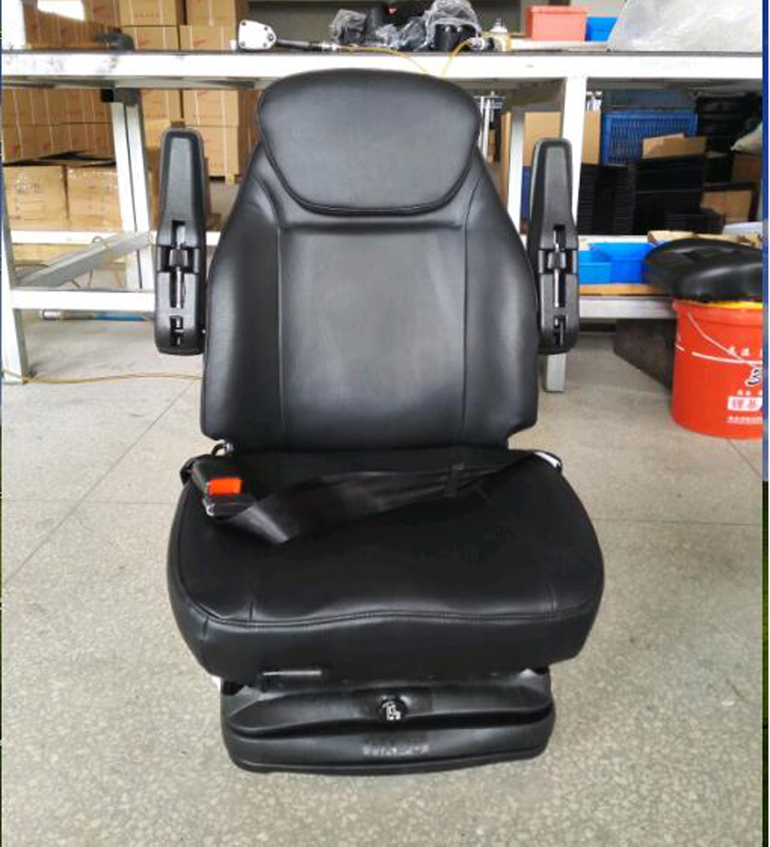 China Air Suspension Seat, China Air Suspension Seat