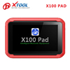 Multi-function XTOOL X100 PAD all car diagnostic system odometer correction for vw advanced diagnostic key programming tools