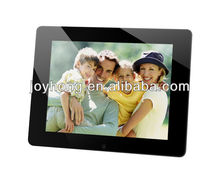 8 pollici full funzione photo frame digitali nobel con design