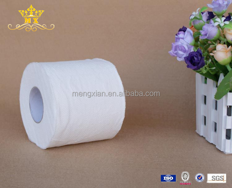 High quality toilet paper comes cheap