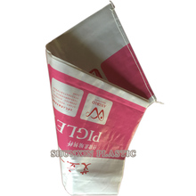 PP Misprinted Polypropylene Woven Bags Packing For Grain Rice Feed Sugar Seed 100% New Raw Material 50kg