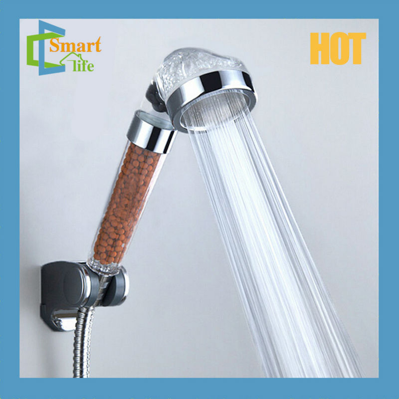 high pressure massaging water filter shower head buy water filter shower ma. Black Bedroom Furniture Sets. Home Design Ideas