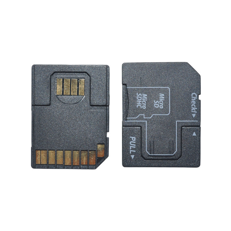 New Card Readers Micro SD TF to SD Memory Card Kit to USB Flash Disk Adapter Card Adapter Support 128GB